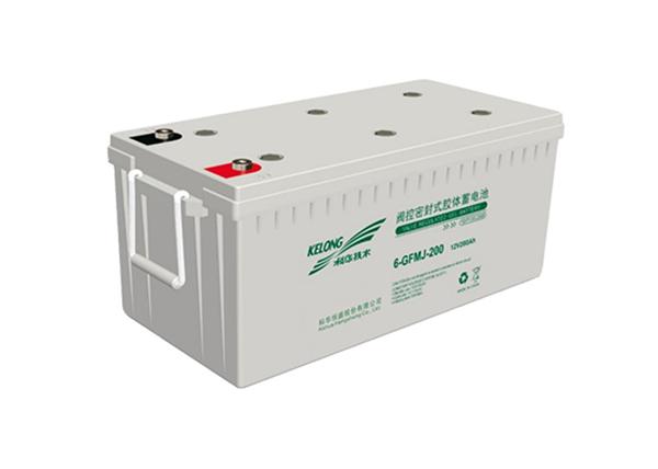 胶体蓄电池6-GFMJ德赢app官网下载安装(24-200AH)