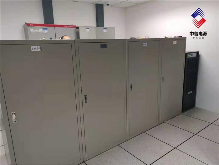 2020年11月青岛国泰世华商业银行-120K模块机-128节120AH