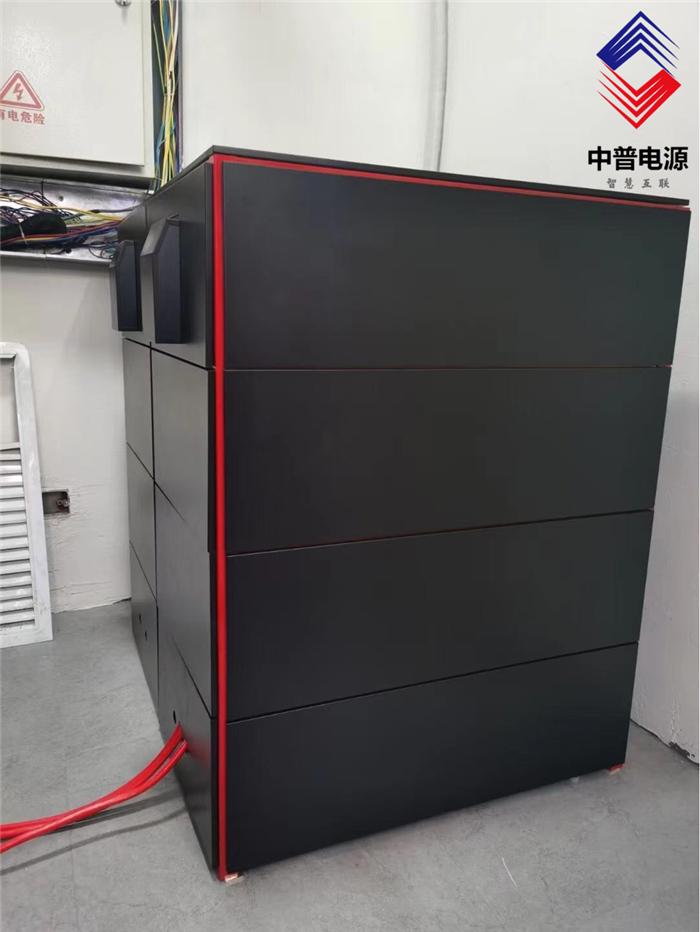 2021年3月中国移动枣庄呼叫中心项目-60KVA+100KVA+96节电池